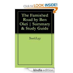 The Famished Road by Ben Okri  Summary & Study Guide BookRags