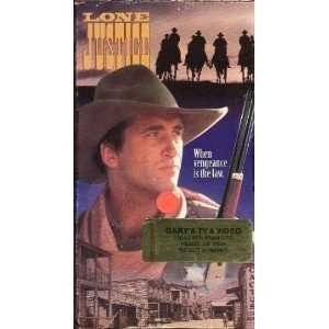 Lone Justice [VHS] Daniel Baldwin, Luis Avalos, Chris