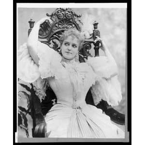 Lillian Russell,1861 1922,American actress,singer,style