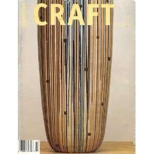 Craft (October/November 2000, Vol. 60, No. 5) Lois Moran Books