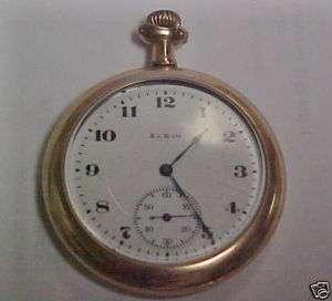 Vintage antique Elgin Pocket Watch Year 1916