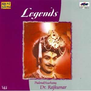 Legends:Padmabhush.Dr.Rajkumar Vol  4: Dr.Rajkumar: Music