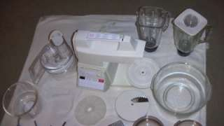 OSTER KITCHEN CENTER/BLENDER/ MIXER/BEATERS/SHREDDER/FOOD PROCESSER