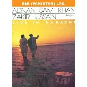 Zakir Hussain Live In Karachi: Adnan Sami Khan, Zakir Hussain: Music