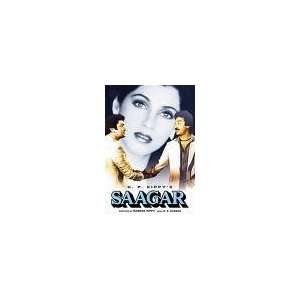 Saagar (1985) Rishi Kapoor /Dimple Kapadia / Dvds Everything Else