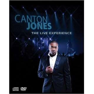 The Live Experience (CD/DVD), Canton Jones Christian