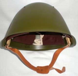 Russian Soviet Military Army Grren Helmet Soldier CCCP |