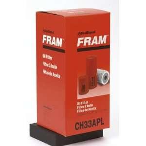6 each Fram Oil Filter (CH33APL)