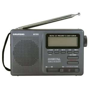 ETON G1100 Digital World Receiver Radio Electronics