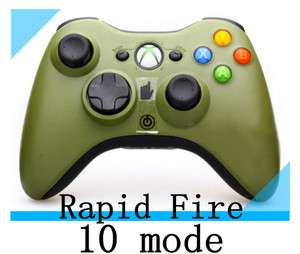 360 DUAL RAPID FIRE MODDED CONTROLLER FOR COD4567 MW2 MW3 BF3