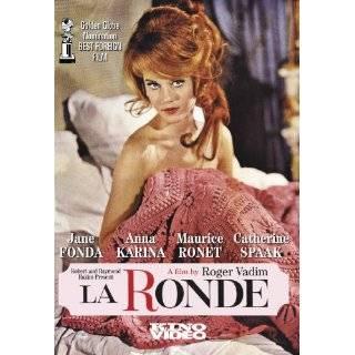 La Ronde ~ Jean Claude Brialy, Jane Fonda, Anna Karina and Catherine