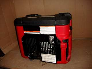 1850W GAS PORTABLE GENERATOR W/SUBARU OHV ENGINE 030437