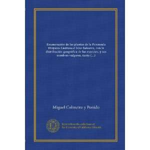 sus nombres vulgares,  como provinciales (v.2) (Spanish Edition