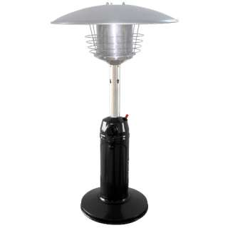 Stainless Steel Black Table Top Outdoor Patio Heater   GS3000BK