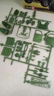 THAMES DRAG PANEL VAN SIMPLE SIMON Model Car Kit w/Box AS IS