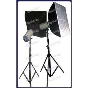 Studiohut 540 Watt Deluxe Photo Studio Light Kit