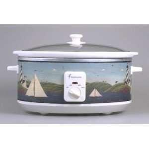 Toastmaster Warren Kimble Coastal Breeze 6 Qt Kitchen